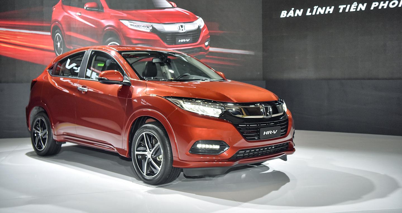 Ra mắt Honda HR-V và công bố giá bán chính thức 18/09/2018