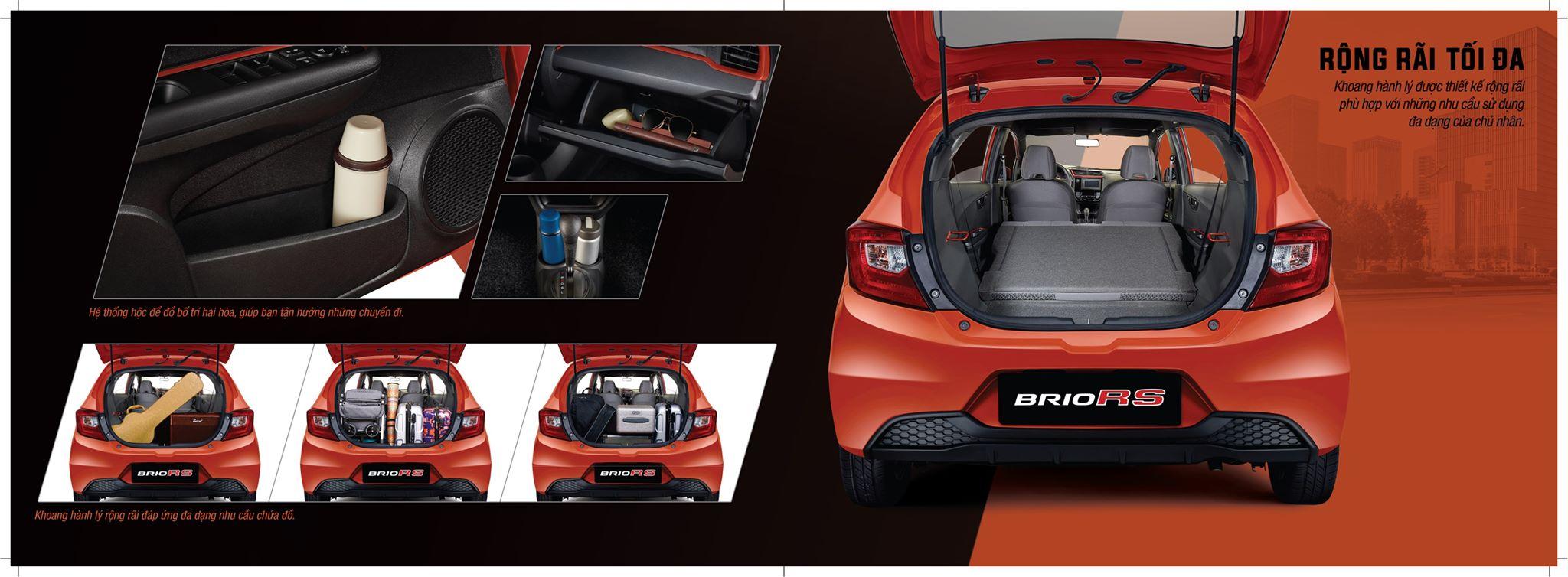 Honda VN chính thức ra mắt Honda Brio và công bố giá bán từ 418 triệu