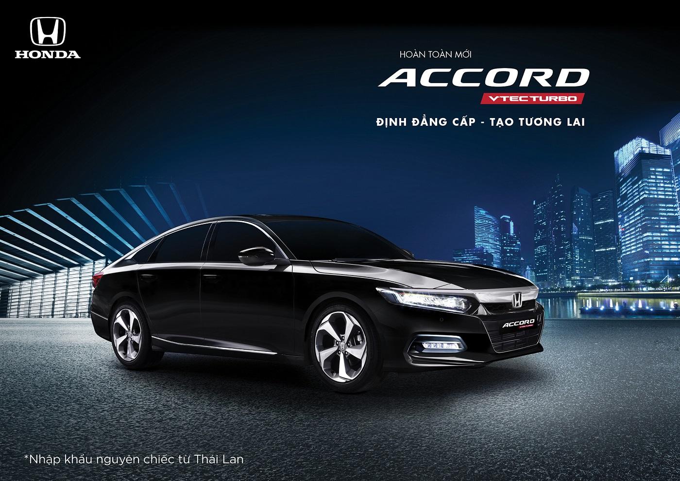 Honda Accord 2020 - Honda Khánh Hòa - Honda Ô tô Nha Trang - 0905 069 259